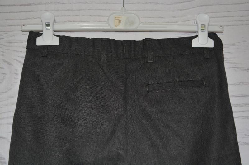Школьные брюки для мальчика f&f англия размер 10-11 лет - Фото 2