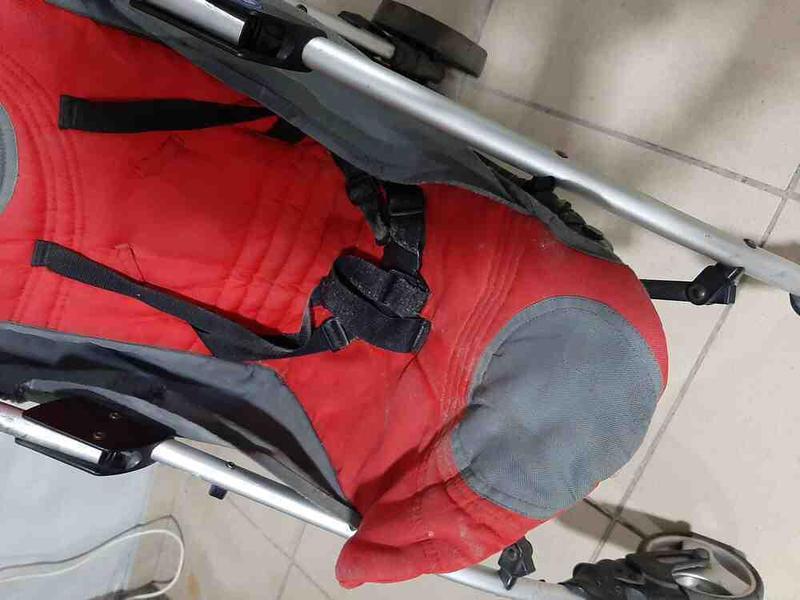 Детские коляски Б/У Chicco Lite Way 3