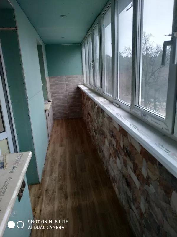 Монтаж Облицювання Плиткою кахелем стіни підлога Приміщення кісно - Фото 7