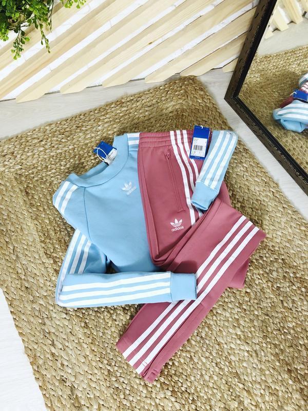 Классные штаны, брюки от adidas оригинал новые