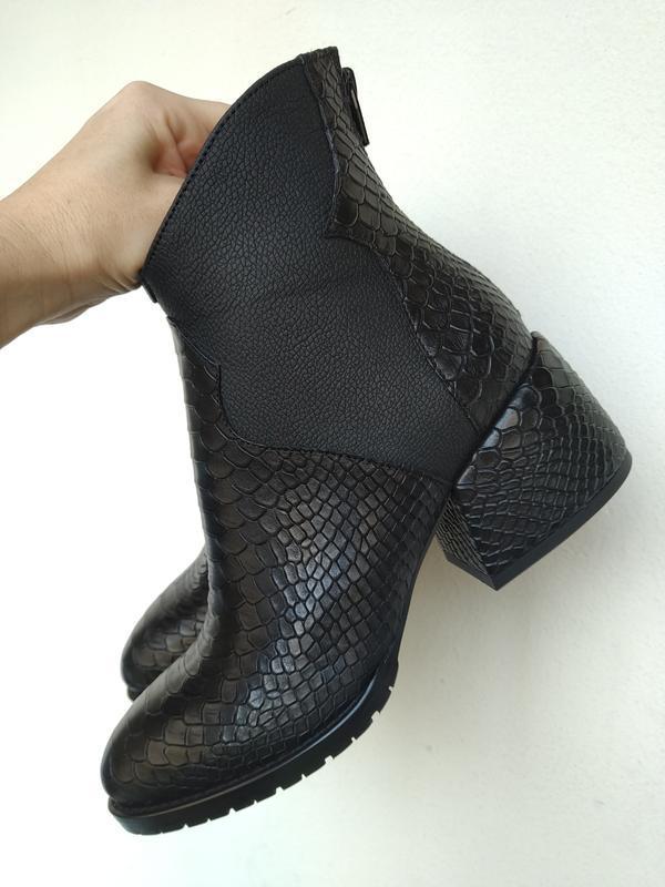 Бомбезные моднейшие ботиночки modus vivendi! оригинал!  премиу...