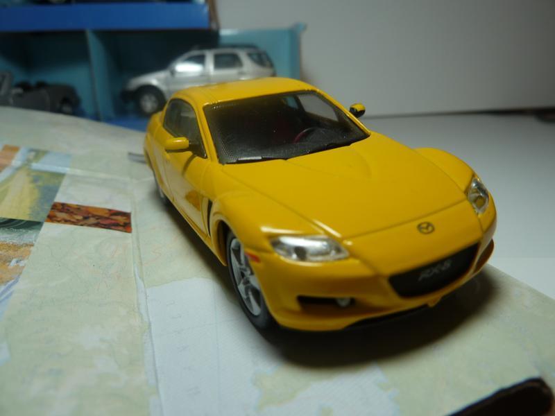 Mazda RX-8 Cararama Масштаб 1:43