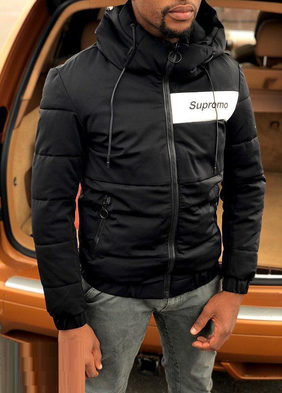 ‼️new collection куртка мужская  ‼️зима‼️ - Фото 3