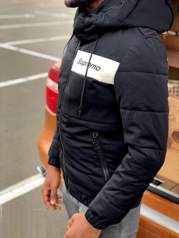 ‼️new collection куртка мужская  ‼️зима‼️ - Фото 4