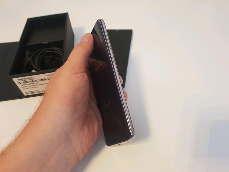 Samsung galaxy S8 Orchid Gray G950FD 64GB Європеєць - Фото 3