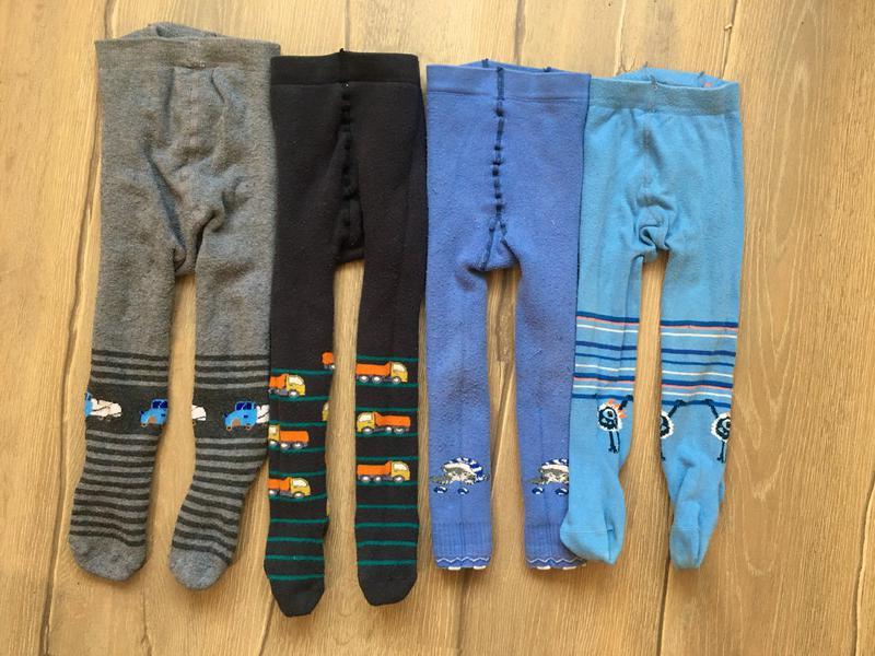 Колготки и гамаши на мальчика 86-92