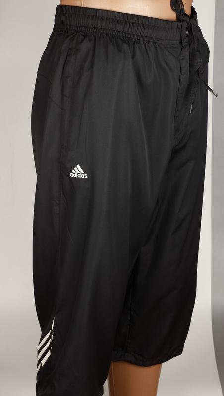 Бриджи шорты мужские Adidas Black Размеры M L XL Распродажа