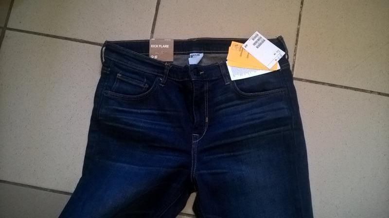 Зауженные джинсы от hennes & mauritz - Фото 3