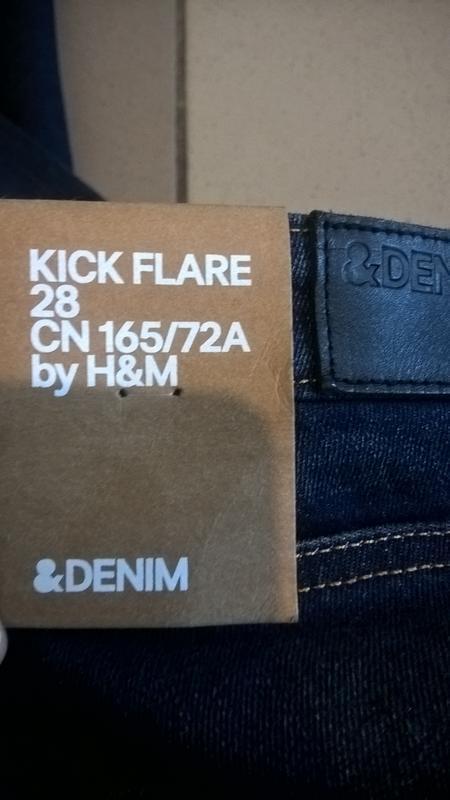 Зауженные джинсы от hennes & mauritz - Фото 5