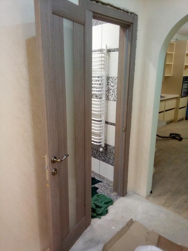 Установка межкомнатных дверей - Фото 4