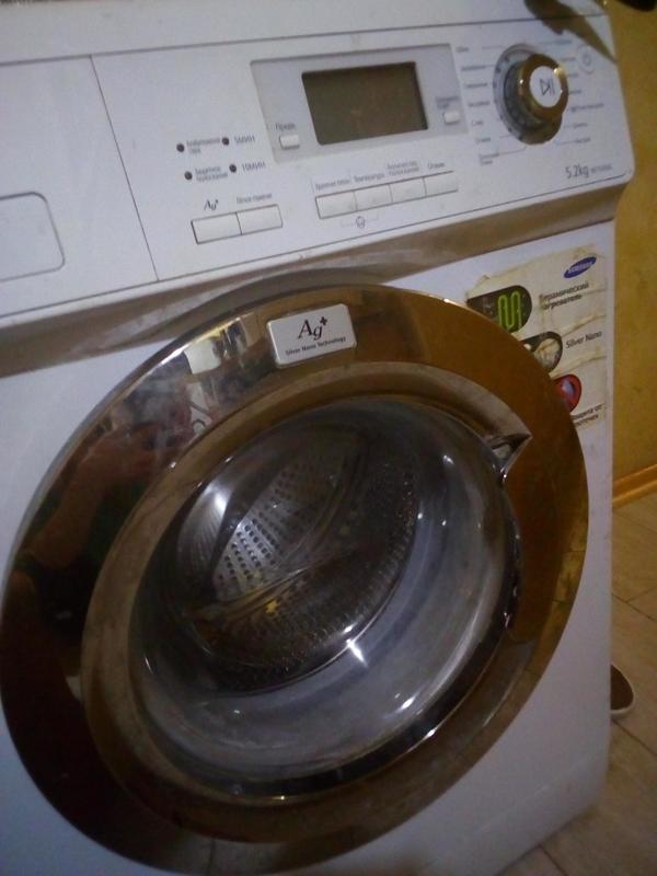 Ремонт стиральных машин. Установка.