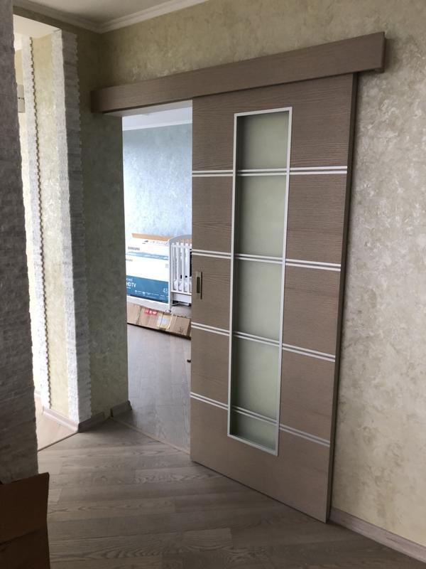 Монтаж (установка) раздвижных дверей. Киев и область.
