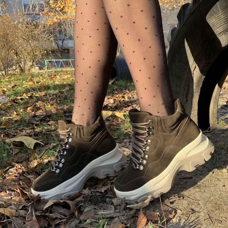 Зимние ботинки respect