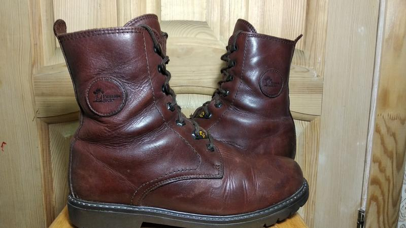 Мужские кожаные ботинки panama jack (оригинал) 42 р.
