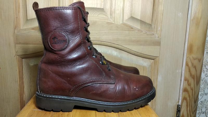 Мужские кожаные ботинки panama jack (оригинал) 42 р. - Фото 3