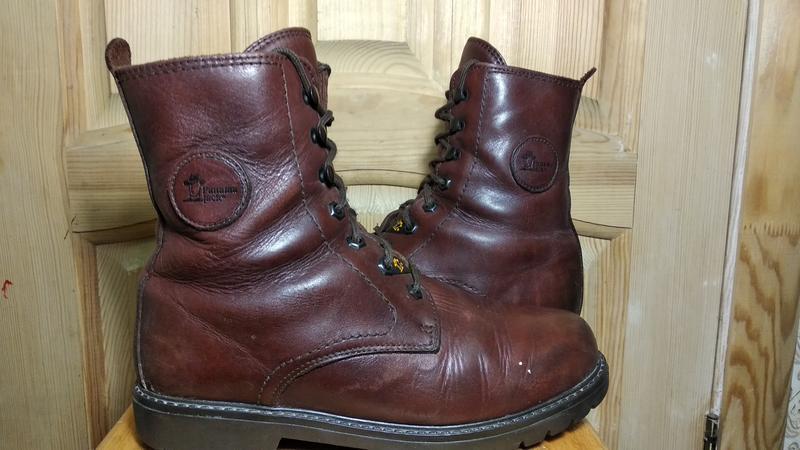 Мужские кожаные ботинки panama jack (оригинал) 42 р. - Фото 4
