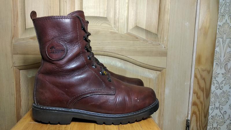 Мужские кожаные ботинки panama jack (оригинал) 42 р. - Фото 5