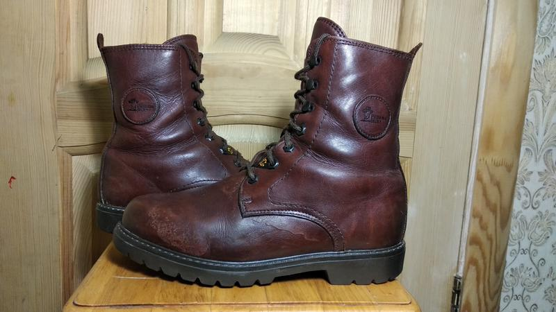 Мужские кожаные ботинки panama jack (оригинал) 42 р. - Фото 6
