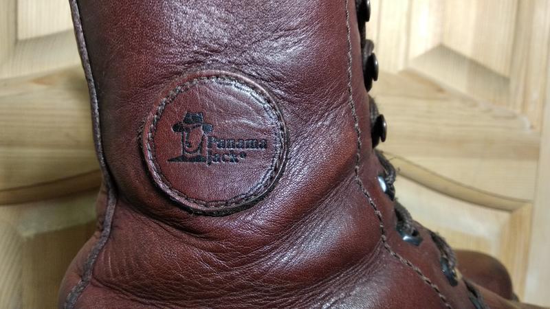 Мужские кожаные ботинки panama jack (оригинал) 42 р. - Фото 7