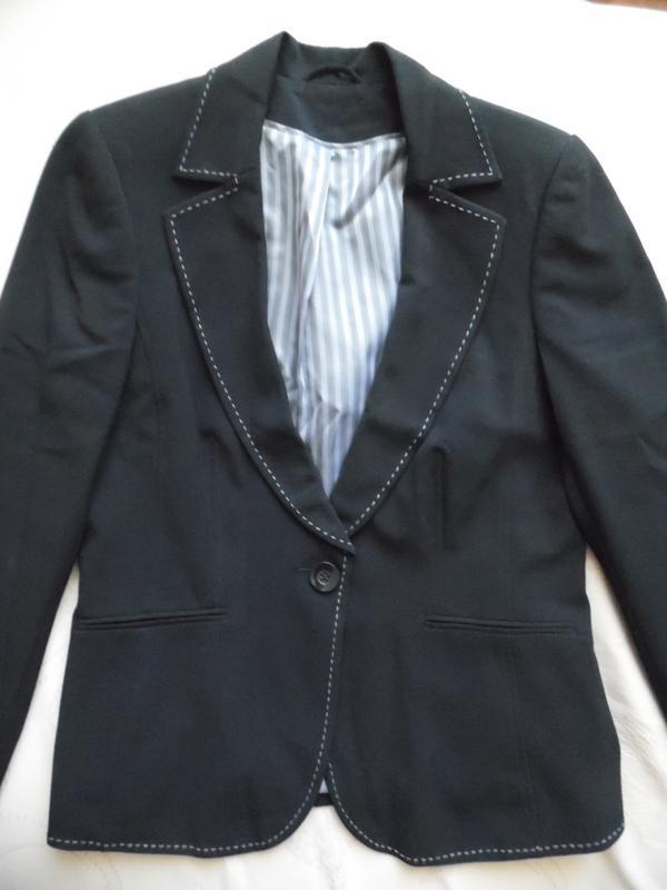 Жакет пиджак деми новый dorothy perkins размер 14(42) – идет н...