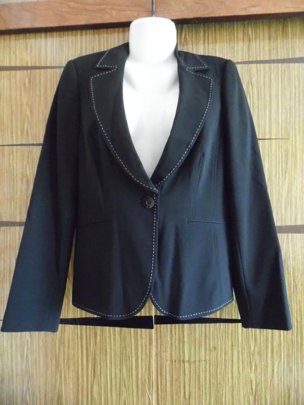Жакет пиджак деми новый dorothy perkins размер 14(42) – идет н... - Фото 2