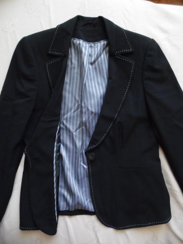 Жакет пиджак деми новый dorothy perkins размер 14(42) – идет н... - Фото 5