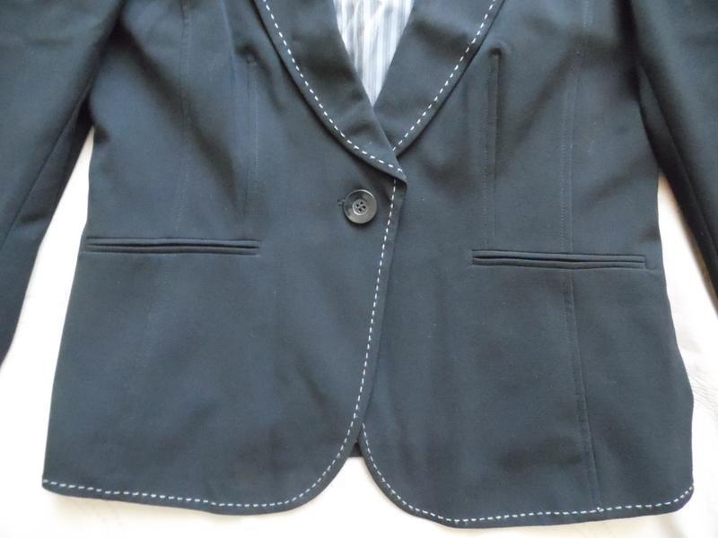 Жакет пиджак деми новый dorothy perkins размер 14(42) – идет н... - Фото 6