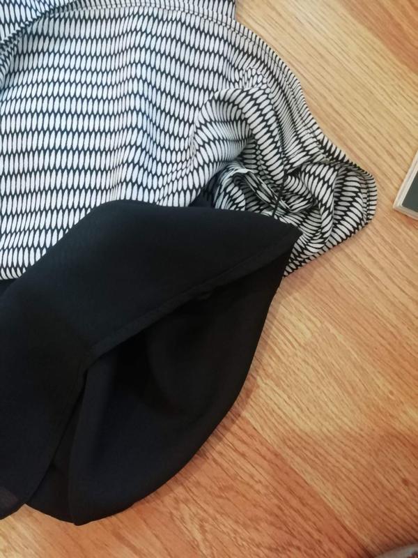 Женское супер стильное брендовое платье mango - размер 44 - Фото 3