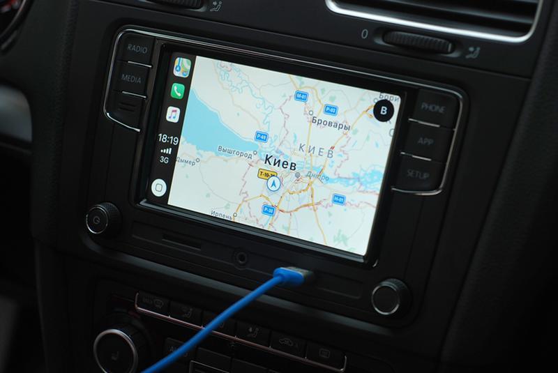 Оригинальные мультимедийные системы RCD330 Plus CAN CarPlay PQ...