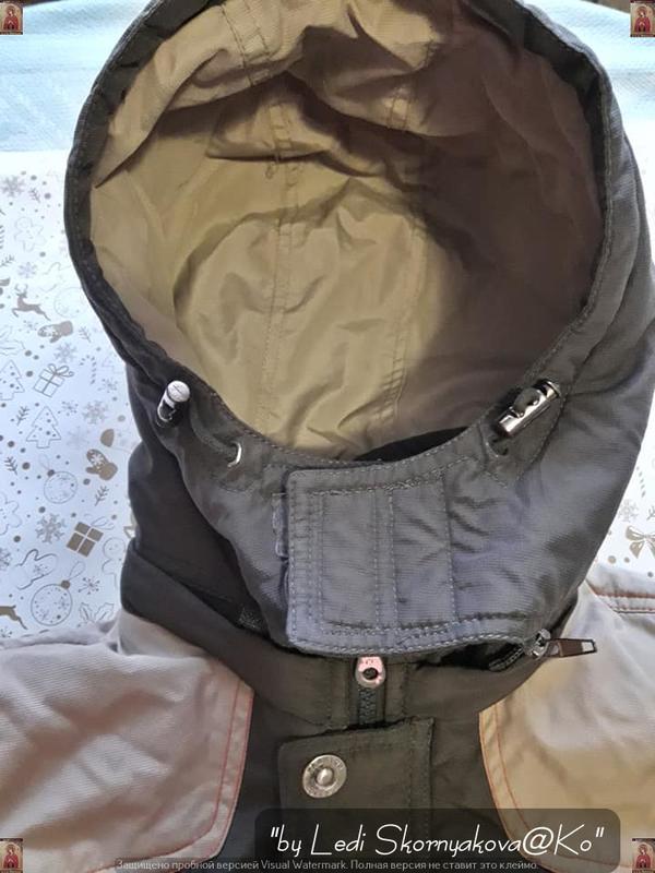 Комбинезон (куртка + штаны) на осень-весну (зима) на мальчика ... - Фото 3