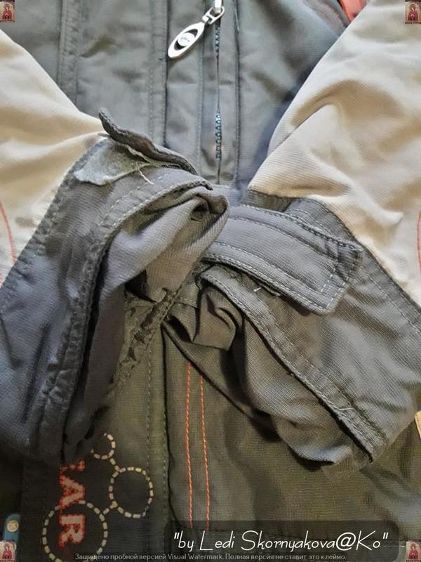 Комбинезон (куртка + штаны) на осень-весну (зима) на мальчика ... - Фото 7