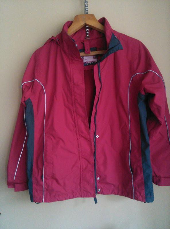 Спортивная куртка tcm