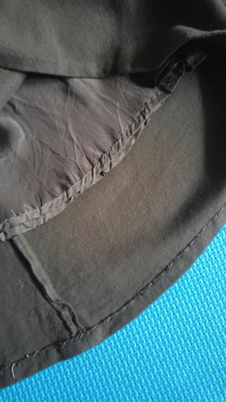 Флисовая юбка миди 1+1=3 - Фото 5
