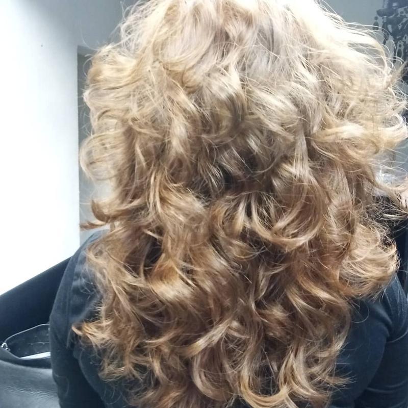 Укладка волос - Фото 2