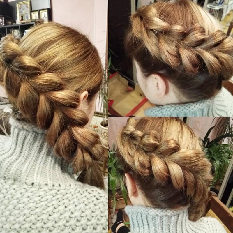 Укладка волос - Фото 5