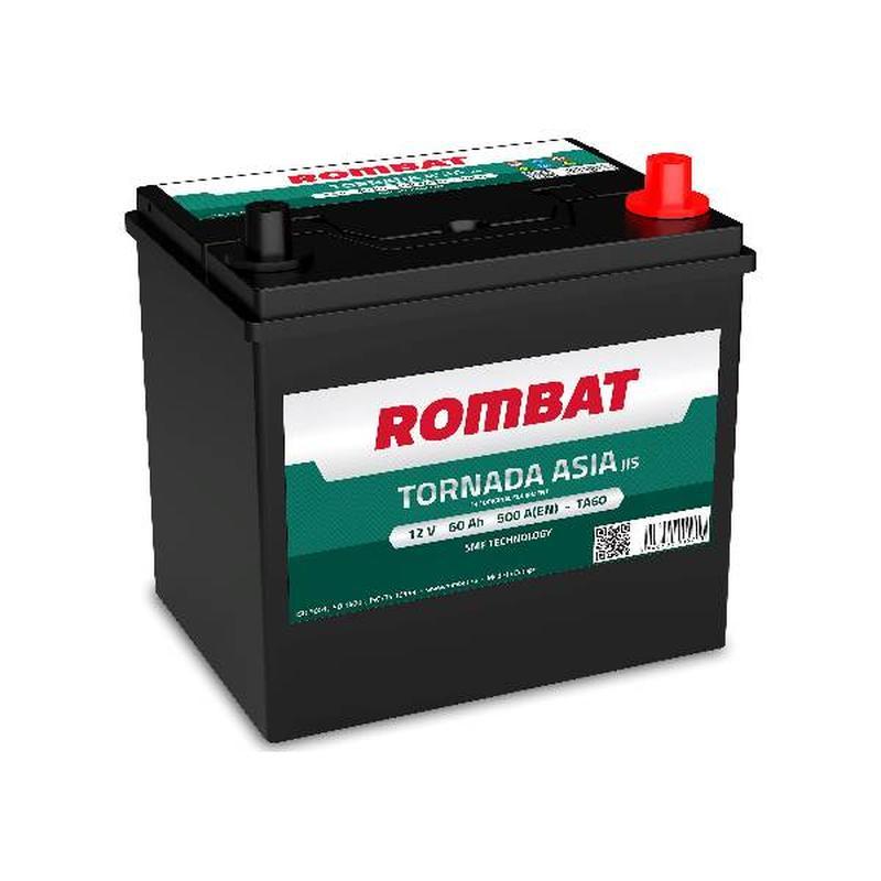 Аккумулятор ROMBAT TORNADO ASIA 60 R (500)
