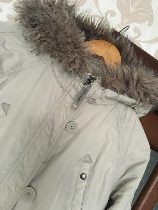 Парка куртка - Фото 2