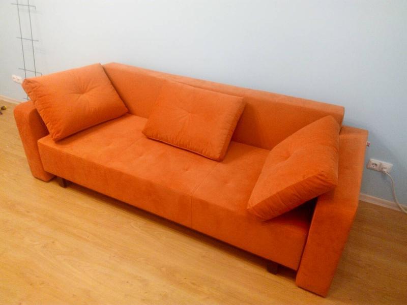Сборка диванов-кроватей