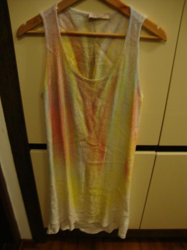 Летнее платье, туника паетки vale mode
