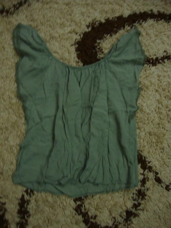 Симпатичная летняя блуза. свободная - Фото 2