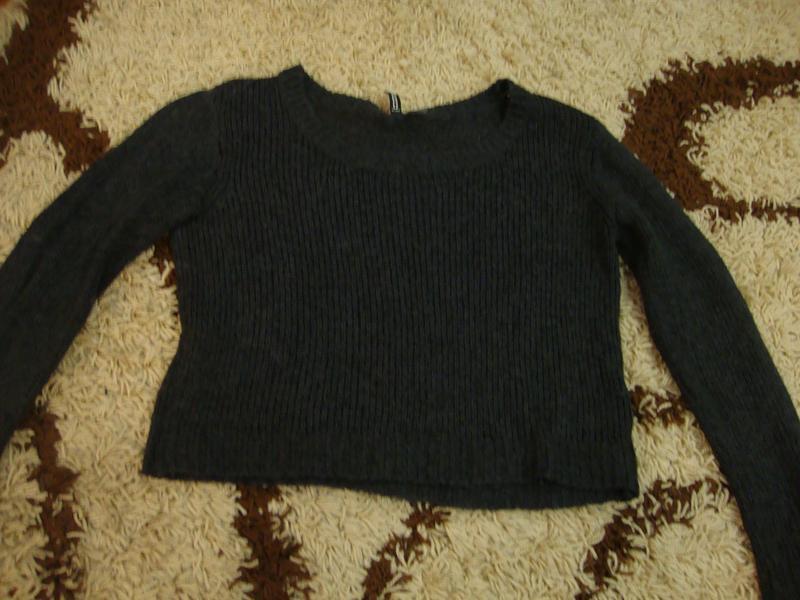 Кофта, свитер оверсайз h&m - Фото 2