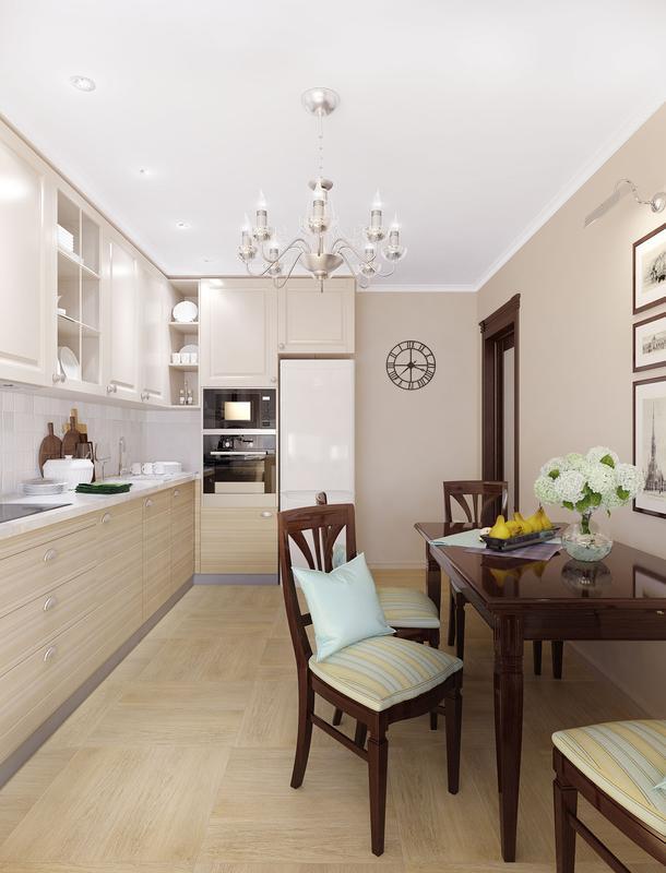 Дизайн интерьера кухни. Планировка кухни. Мебель на заказ.