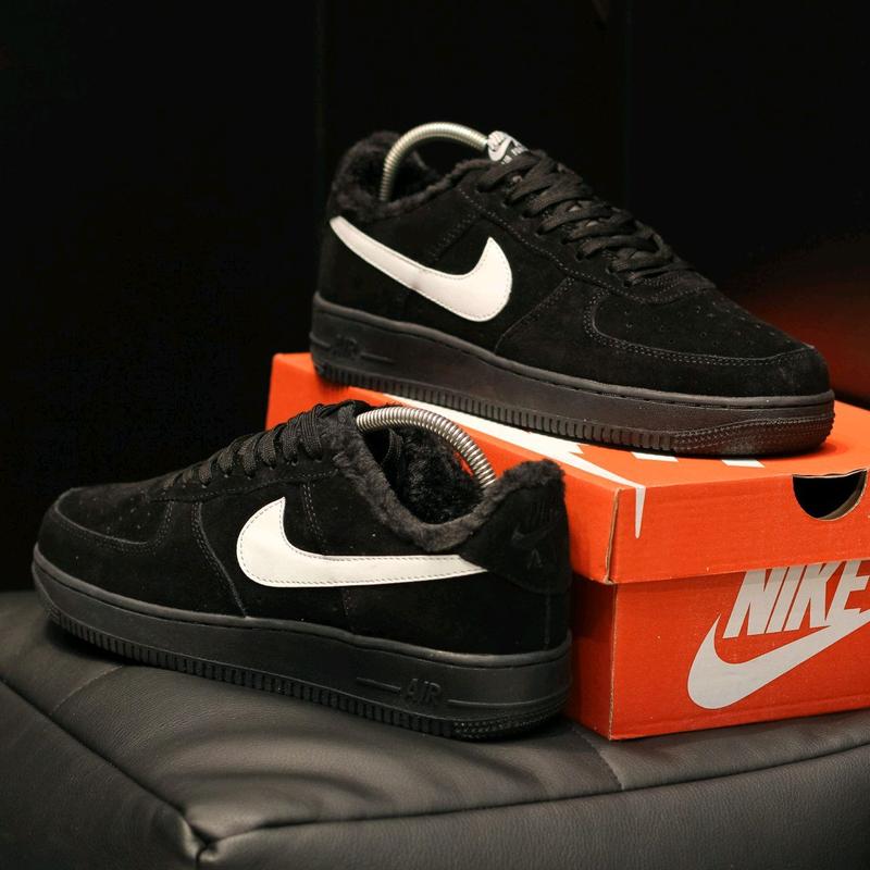 Nike Air Force Winter - Фото 3