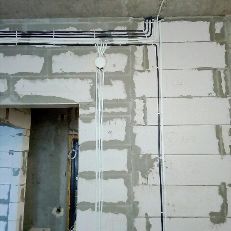 Монтаж проводки в квартирі від А доЯ