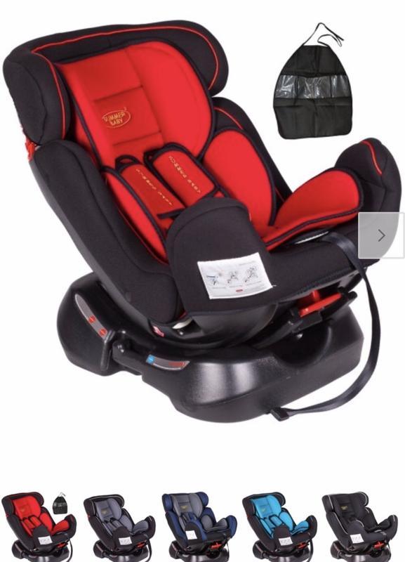 Детское автокресло Summer Baby Comfort 0-25 кг