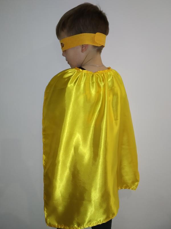 Костюм карнавальный новогодний детский супергероя на 4-7 лет - Фото 2