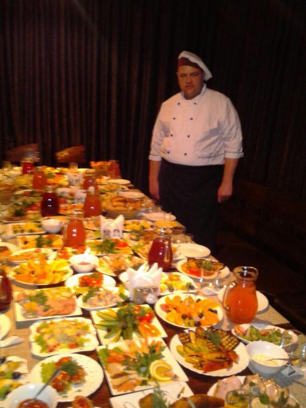 Шеф-повар на мероприятия,свадьбы,дни рождения,крестины, банкет... - Фото 2