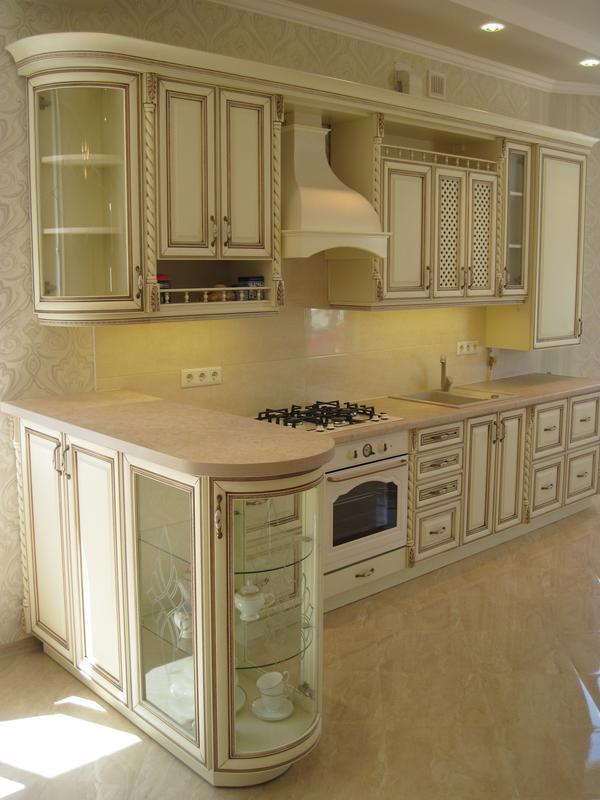 Изготовлю деревянную кухню  по вашим размерам - Фото 2