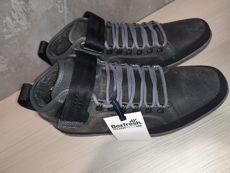Мужские зимние ботинки boxfresh original 43 розмір 28,5 см сте...