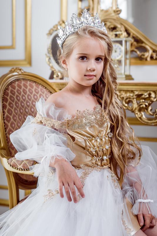 Бальное платье на заказ